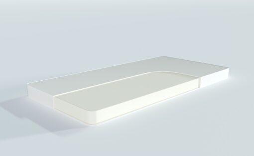 Детский матрас 60×120 см EuroCocos Soft 10 см
